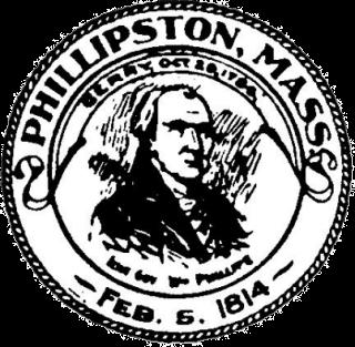 Phillipston MA Seal